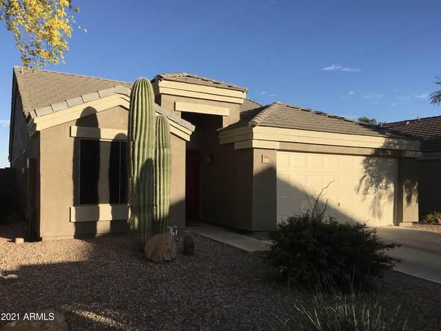 3646 N French Place N, Casa Grande, AZ 85122 (MLS #6253776) :: The Laughton Team