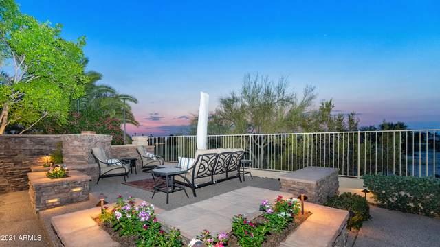 6456 E Star Valley Street, Mesa, AZ 85215 (MLS #6254140) :: Conway Real Estate