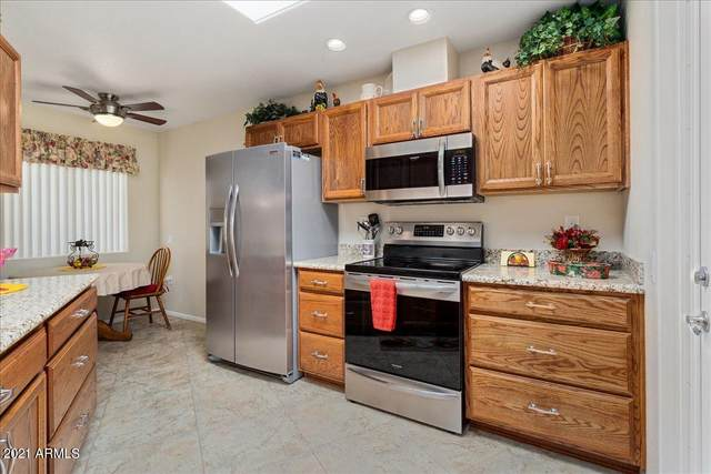 11018 W Thunderbird Boulevard, Sun City, AZ 85351 (MLS #6254228) :: Yost Realty Group at RE/MAX Casa Grande