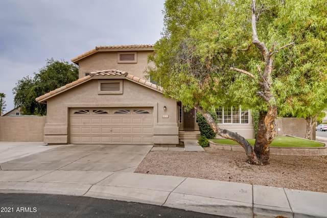 4874 W Buffalo Street, Chandler, AZ 85226 (MLS #6254271) :: Synergy Real Estate Partners