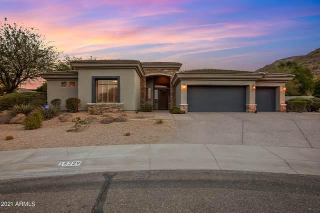 15229 E Marigold Court, Fountain Hills, AZ 85268 (MLS #6254302) :: Arizona Home Group