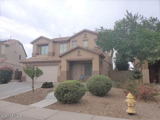 32578 N Cherry Creek Road, Queen Creek, AZ 85142 (MLS #6254351) :: Conway Real Estate