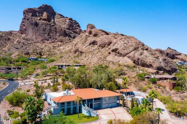 5251 E Mcdonald Drive, Paradise Valley, AZ 85253 (MLS #6254356) :: Keller Williams Realty Phoenix