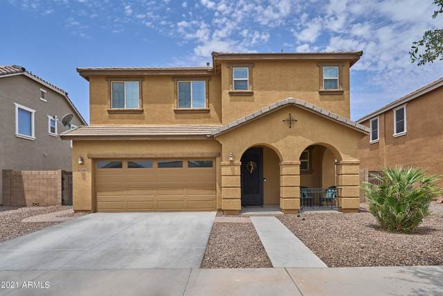 23680 S 209TH Place, Queen Creek, AZ 85142 (MLS #6254385) :: The Helping Hands Team