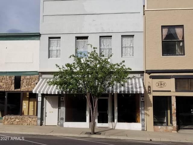 286 N Broad Street, Globe, AZ 85501 (MLS #6254445) :: Elite Home Advisors