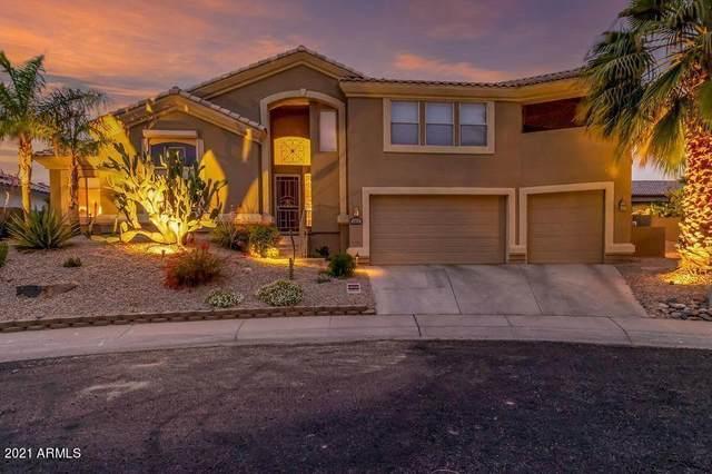 1617 E Tierra Buena Lane, Phoenix, AZ 85022 (MLS #6254510) :: Yost Realty Group at RE/MAX Casa Grande