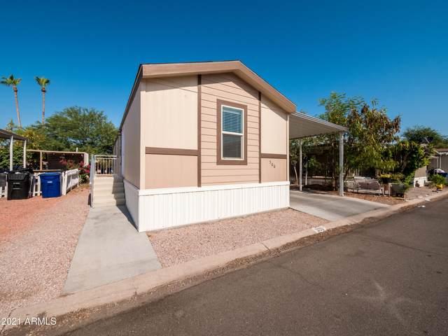 400 W Baseline Road #300, Tempe, AZ 85283 (MLS #6254545) :: The Riddle Group