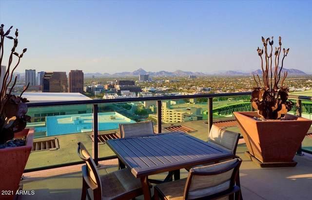 310 S 4TH Street #2106, Phoenix, AZ 85004 (MLS #6254634) :: Power Realty Group Model Home Center
