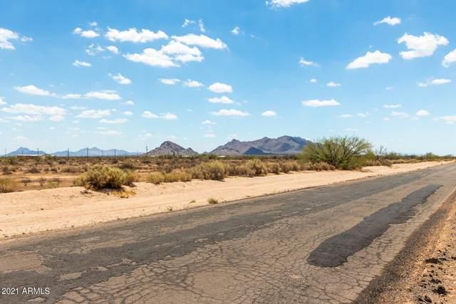 0 Capricorn Avenue, Eloy, AZ 85131 (MLS #6254762) :: ASAP Realty