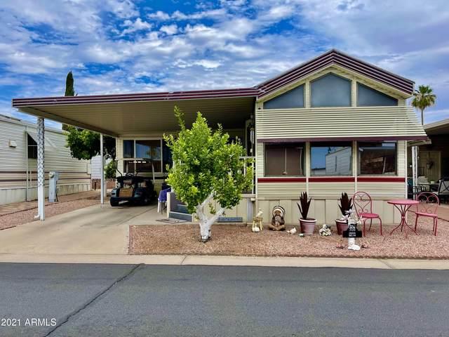 7750 E Broadway Road #308, Mesa, AZ 85208 (MLS #6254773) :: Power Realty Group Model Home Center