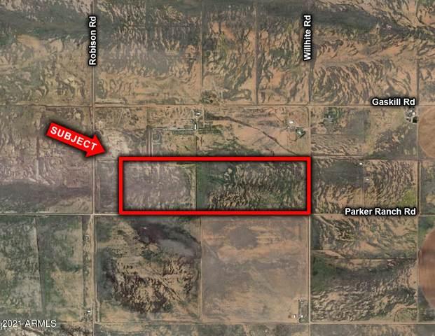 0 W Parker Road, Willcox, AZ 85643 (MLS #6254975) :: Executive Realty Advisors