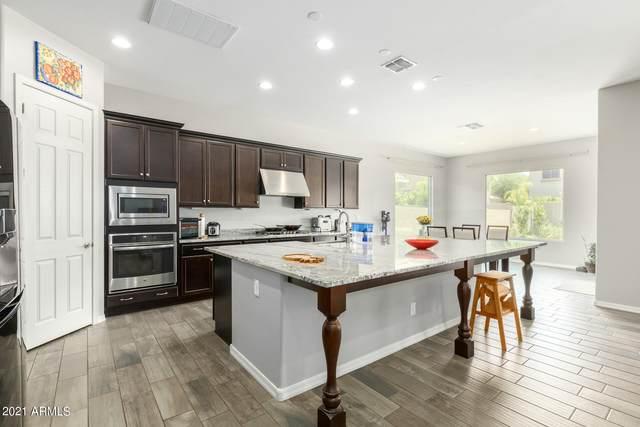 4267 S Ellesmere Street, Gilbert, AZ 85297 (MLS #6255339) :: Yost Realty Group at RE/MAX Casa Grande