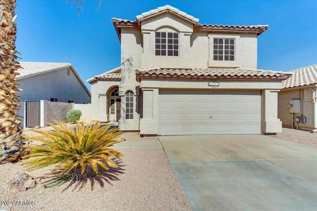 631 N Sunway Drive, Gilbert, AZ 85233 (MLS #6255557) :: Yost Realty Group at RE/MAX Casa Grande