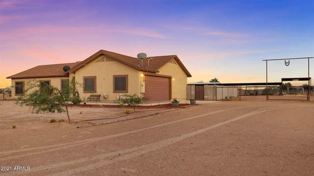 2496 E Prouty Lane, Casa Grande, AZ 85194 (MLS #6255633) :: Yost Realty Group at RE/MAX Casa Grande