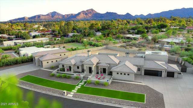 9830 N 67TH Street, Paradise Valley, AZ 85253 (MLS #6255756) :: Keller Williams Realty Phoenix