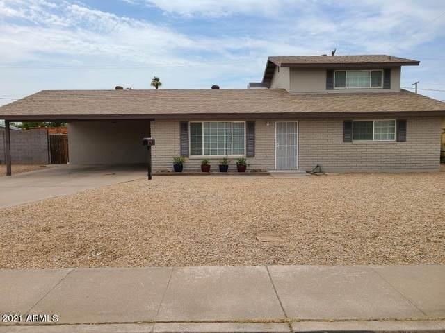 860 N Lesueur Street, Mesa, AZ 85203 (MLS #6256023) :: The Garcia Group