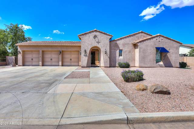 20154 E Via Del Oro, Queen Creek, AZ 85142 (MLS #6256259) :: Yost Realty Group at RE/MAX Casa Grande