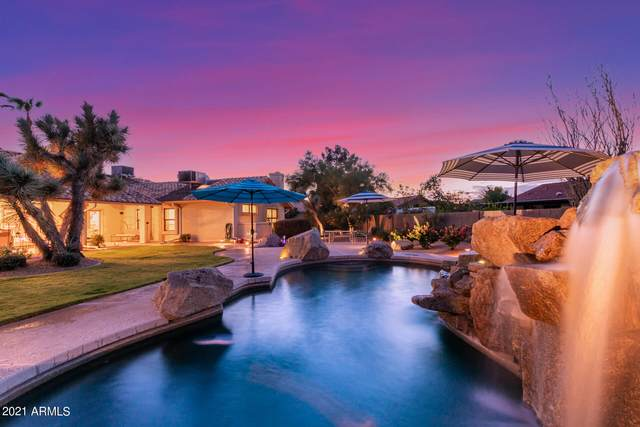 12822 W Orange Drive, Litchfield Park, AZ 85340 (MLS #6256396) :: Keller Williams Realty Phoenix