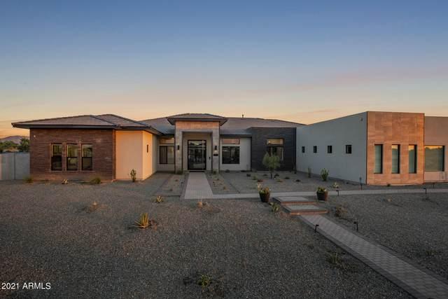 18933 E Vallejo Street, Queen Creek, AZ 85142 (MLS #6256434) :: Yost Realty Group at RE/MAX Casa Grande