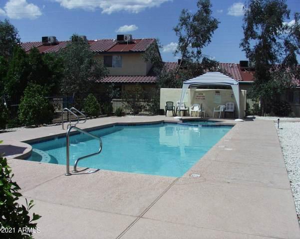 6454 E University Drive #22, Mesa, AZ 85205 (MLS #6256483) :: Yost Realty Group at RE/MAX Casa Grande
