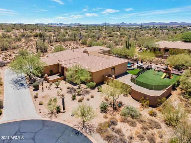 34830 N Desert Winds Circle, Carefree, AZ 85377 (MLS #6256886) :: Yost Realty Group at RE/MAX Casa Grande