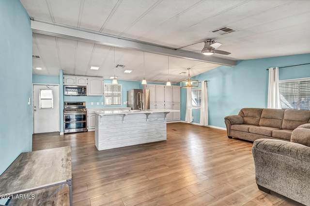 9302 E Broadway Road #64, Mesa, AZ 85208 (MLS #6256940) :: Elite Home Advisors