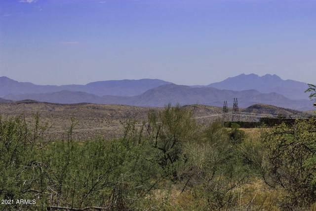 000 E Blue Wash Road, Cave Creek, AZ 85331 (MLS #6257009) :: Executive Realty Advisors