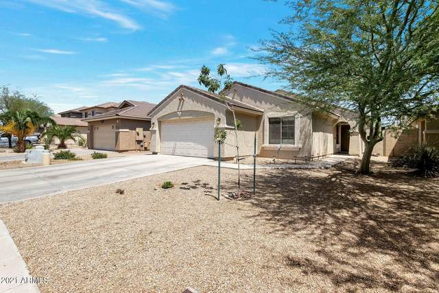 7357 W Desert Lane, Laveen, AZ 85339 (MLS #6257514) :: Yost Realty Group at RE/MAX Casa Grande