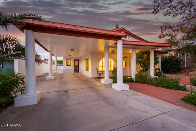 1424 E Dunlap Avenue, Phoenix, AZ 85020 (MLS #6257572) :: Yost Realty Group at RE/MAX Casa Grande