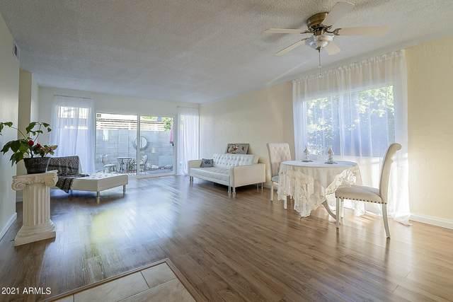 1450 E Bethany Home Road #5, Phoenix, AZ 85014 (MLS #6257777) :: The Riddle Group