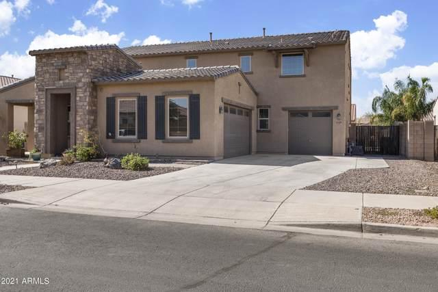 20849 E Waverly Drive, Queen Creek, AZ 85142 (MLS #6257907) :: Yost Realty Group at RE/MAX Casa Grande