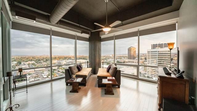 1 E Lexington Avenue #1403, Phoenix, AZ 85012 (MLS #6257994) :: Jonny West Real Estate