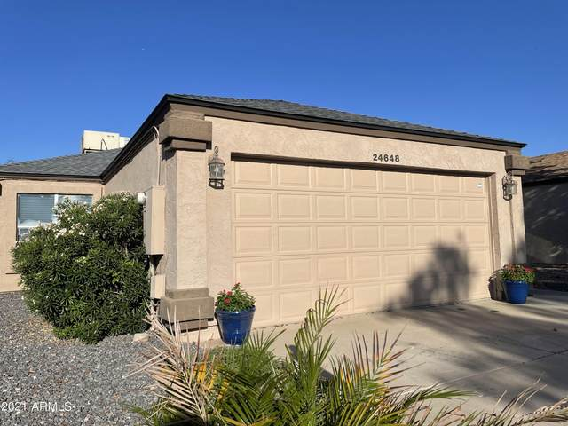24648 N 40th Lane, Glendale, AZ 85310 (MLS #6258147) :: Klaus Team Real Estate Solutions