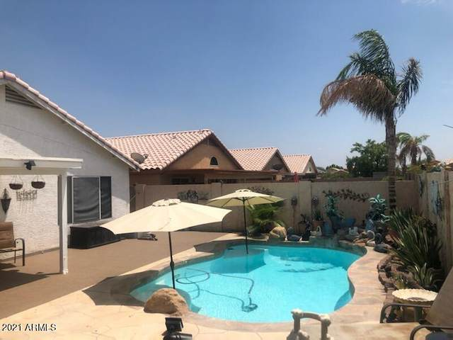 16140 N 86TH Avenue, Peoria, AZ 85382 (MLS #6258346) :: Yost Realty Group at RE/MAX Casa Grande
