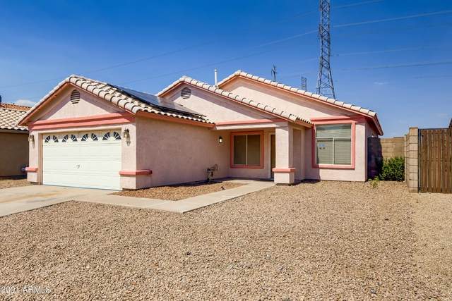 8813 N 112TH Avenue, Peoria, AZ 85345 (MLS #6258447) :: Yost Realty Group at RE/MAX Casa Grande