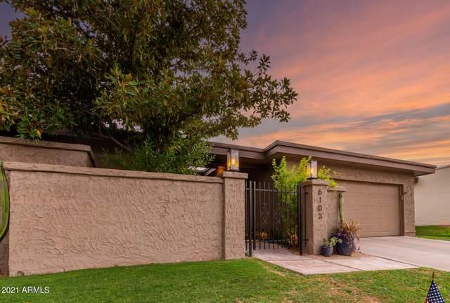 6103 E Lewis Avenue, Scottsdale, AZ 85257 (MLS #6258461) :: The Riddle Group