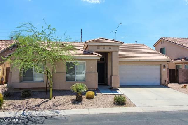 3351 N Silverado, Mesa, AZ 85215 (MLS #6258548) :: The Carin Nguyen Team