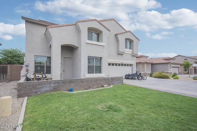 9573 N 83RD Drive, Peoria, AZ 85345 (MLS #6258715) :: Yost Realty Group at RE/MAX Casa Grande