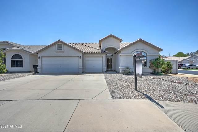2414 S Lennox Drive, Mesa, AZ 85209 (MLS #6258835) :: Yost Realty Group at RE/MAX Casa Grande