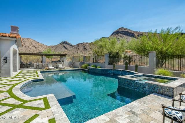 9820 E Thompson Peak Parkway #832, Scottsdale, AZ 85255 (MLS #6258918) :: Executive Realty Advisors