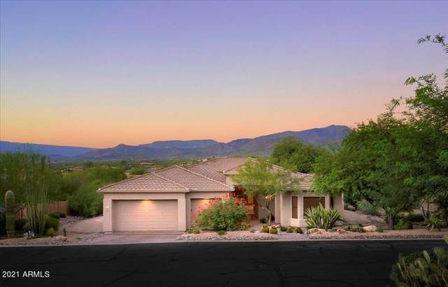 7090 E Ridgeview Place, Carefree, AZ 85377 (MLS #6258938) :: Elite Home Advisors