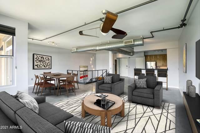 1326 N Central Avenue #305, Phoenix, AZ 85004 (MLS #6259072) :: Elite Home Advisors