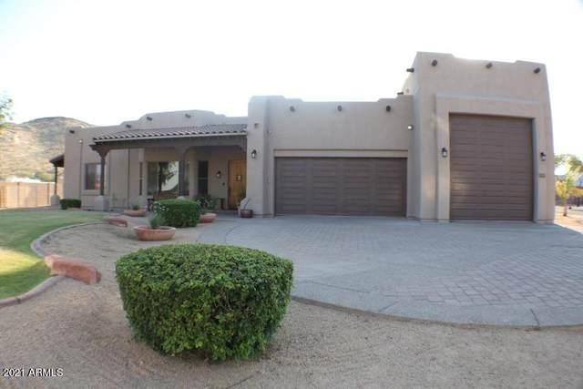 2707 W Desert Ranch Road, Phoenix, AZ 85086 (MLS #6259079) :: Yost Realty Group at RE/MAX Casa Grande