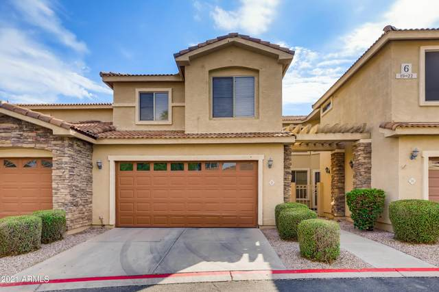 5415 E Mckellips Road #21, Mesa, AZ 85215 (MLS #6259269) :: The Property Partners at eXp Realty