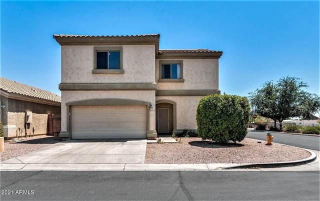 10413 E Bonnell Street, Apache Junction, AZ 85120 (MLS #6259270) :: Yost Realty Group at RE/MAX Casa Grande