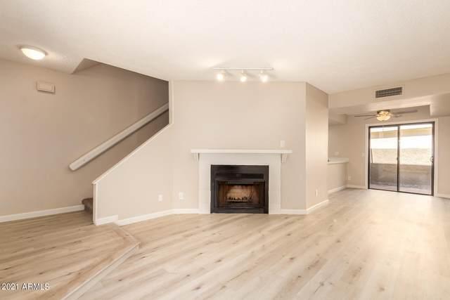 2815 N 52ND Street #8, Phoenix, AZ 85008 (MLS #6259308) :: Executive Realty Advisors