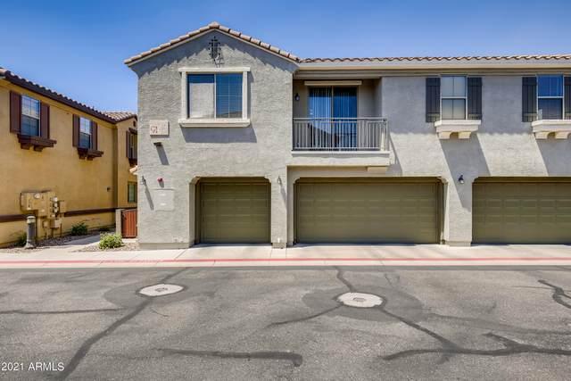1265 S Aaron #272, Mesa, AZ 85209 (MLS #6259396) :: Yost Realty Group at RE/MAX Casa Grande