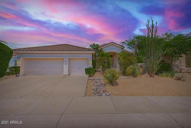 14481 N 99TH Street, Scottsdale, AZ 85260 (MLS #6259413) :: Long Realty West Valley