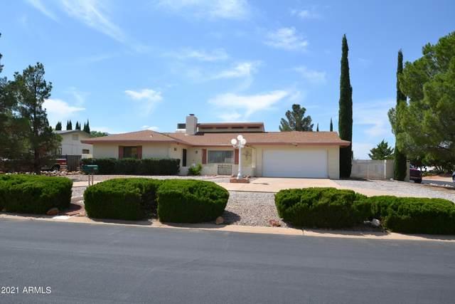 3323 E Pebble Beach Drive, Sierra Vista, AZ 85650 (MLS #6259554) :: Executive Realty Advisors