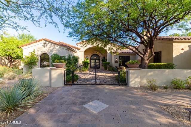 9927 E Toms Thumb, Scottsdale, AZ 85255 (MLS #6259565) :: Executive Realty Advisors